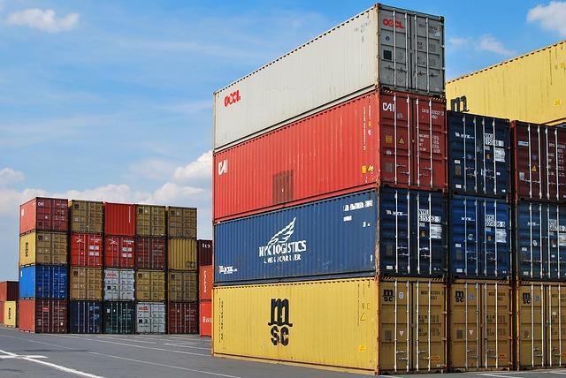 L'émergence de l'activité d'import-export